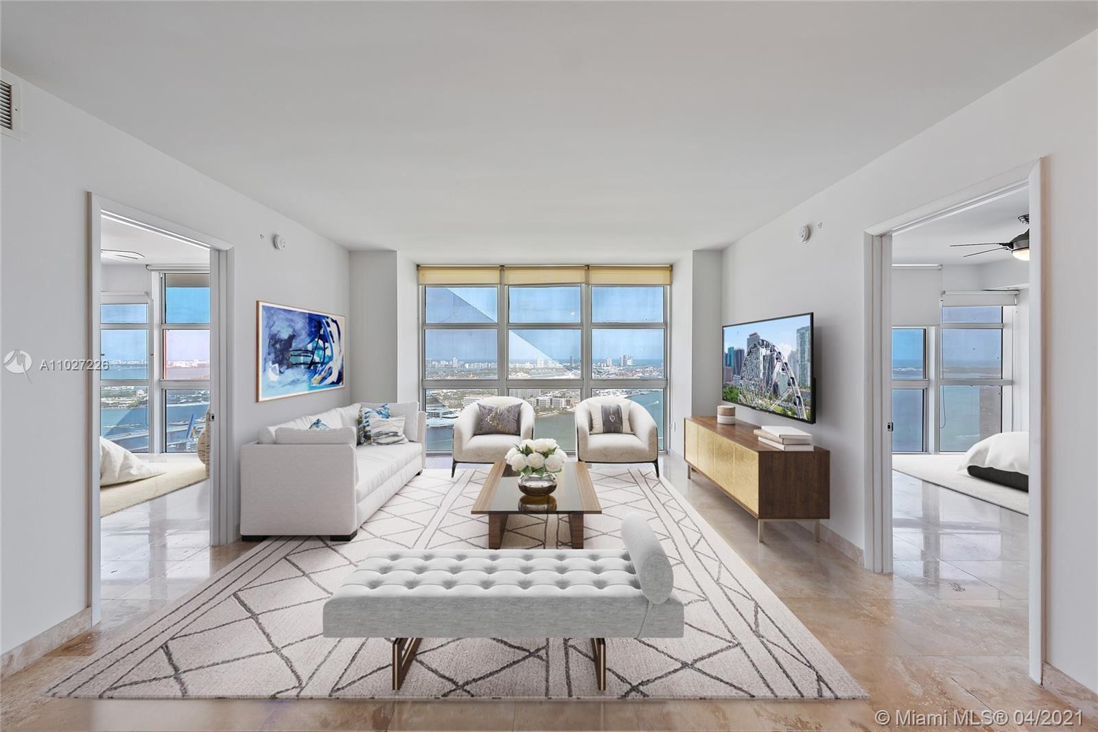 50 Biscayne Blvd #4106, Miami, FL 33132 - #: A11027226