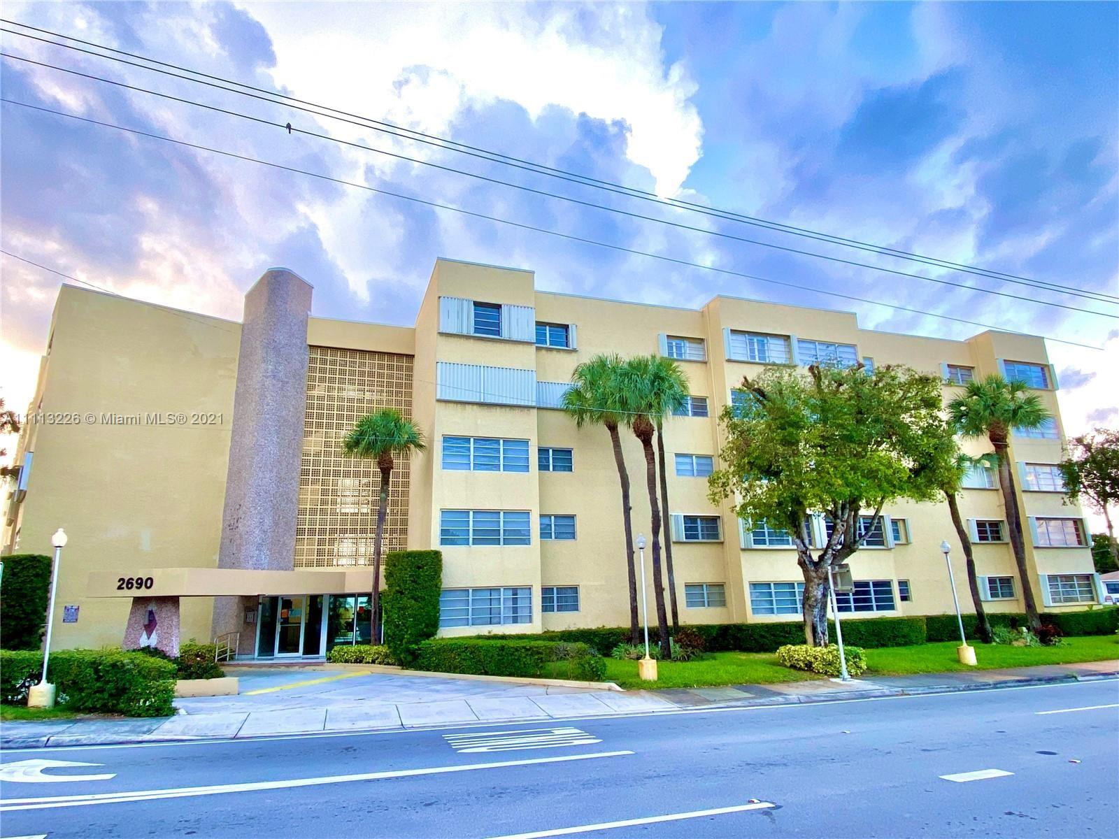 2690 SW 22nd Ave #205, Miami, FL 33133 - #: A11113226