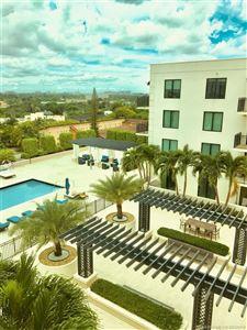 Photo of 1300 E Ponce De Leon Blvd #811, Coral Gables, FL 33134 (MLS # A10405227)