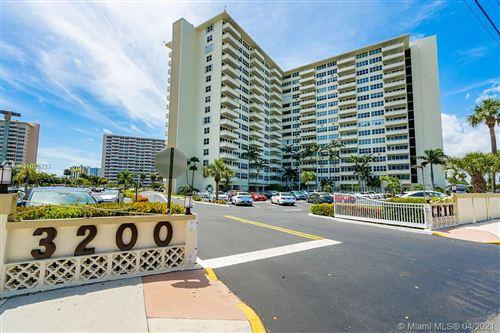 Photo of 3200 NE 36th St #617, Fort Lauderdale, FL 33308 (MLS # A11025227)