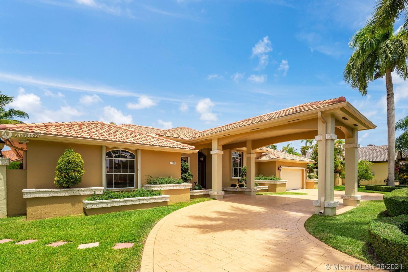 7930 SW 120th Pl, Miami, FL 33183 - #: A11060227
