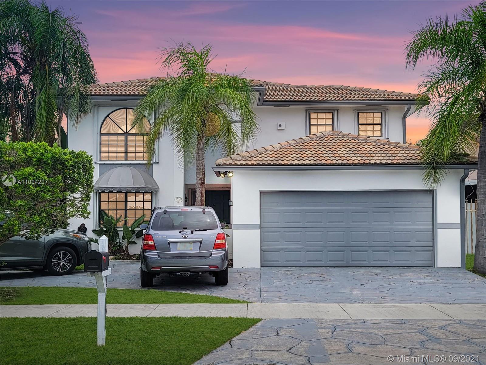 15147 SW 63rd Ter, Miami, FL 33193 - #: A11094227