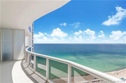 Foto de inmueble con direccion 15901 Collins Ave #1807 Sunny Isles Beach FL 33160 con MLS A10521228