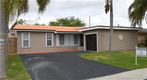 Foto de inmueble con direccion 11611 NW 30th Pl Sunrise FL 33323 con MLS A10639228