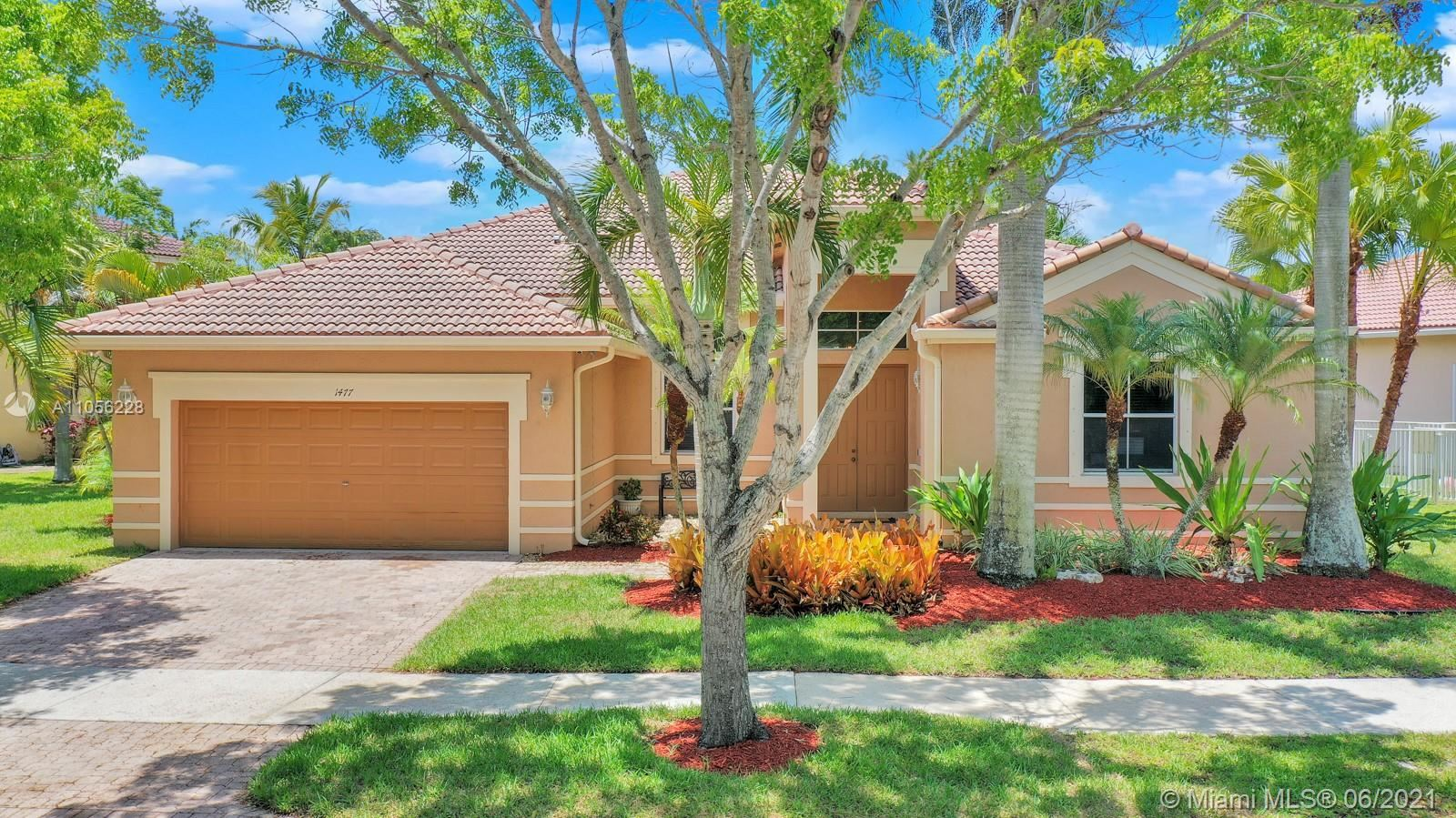 1477 Blue Jay Cir, Weston, FL 33327 - #: A11056228