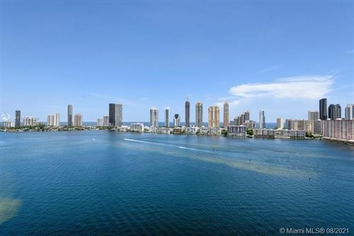 Photo of 3000 Island Blvd #2006, Aventura, FL 33160 (MLS # A11079229)