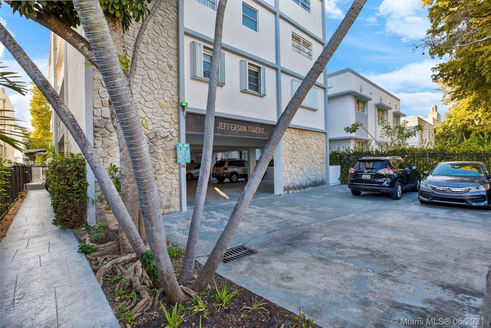 910 Jefferson Ave #5D, Miami Beach, FL 33139 - #: A10988229
