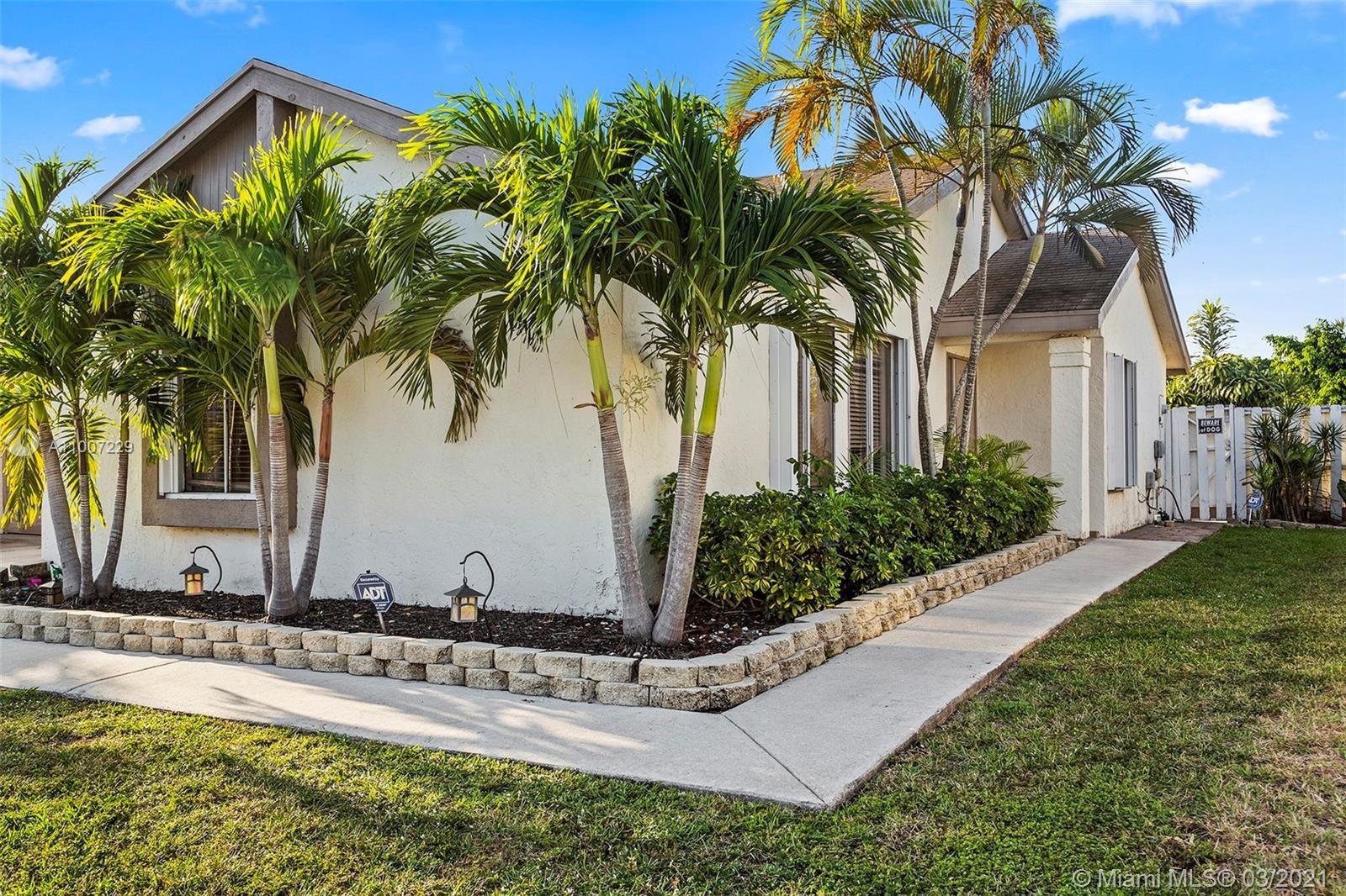 9761 Saratoga Park Ct #9761, Boca Raton, FL 33428 - #: A11007229