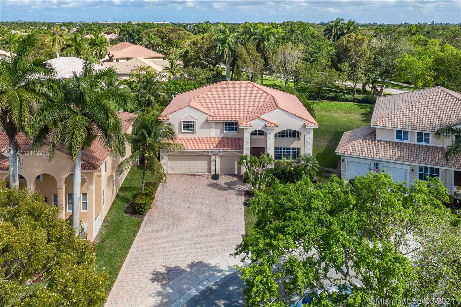 3817 Heron Ridge Ln, Weston, FL 33331 - #: A11011229
