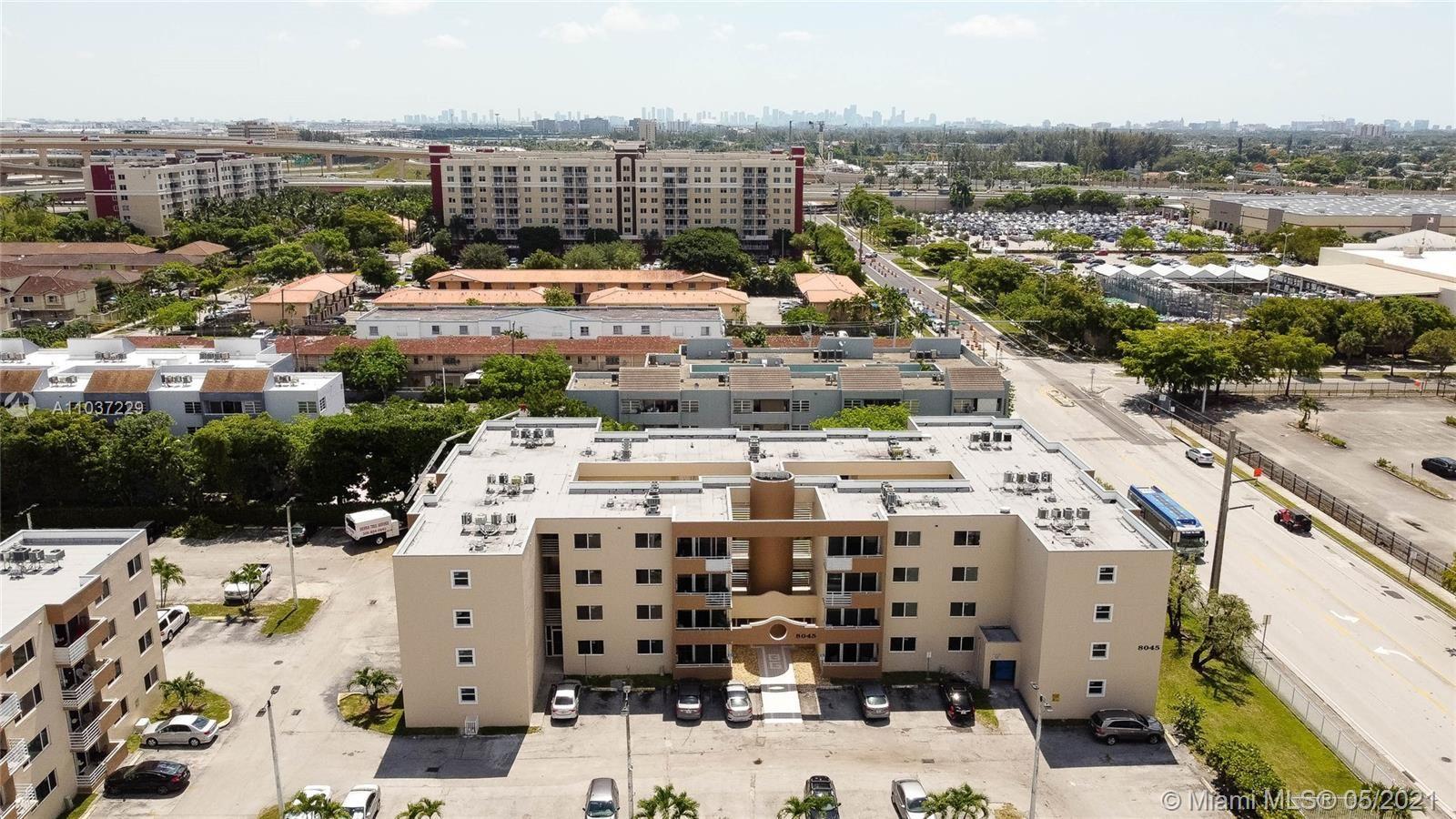 8045 NW 7th St #2402, Miami, FL 33126 - #: A11037229