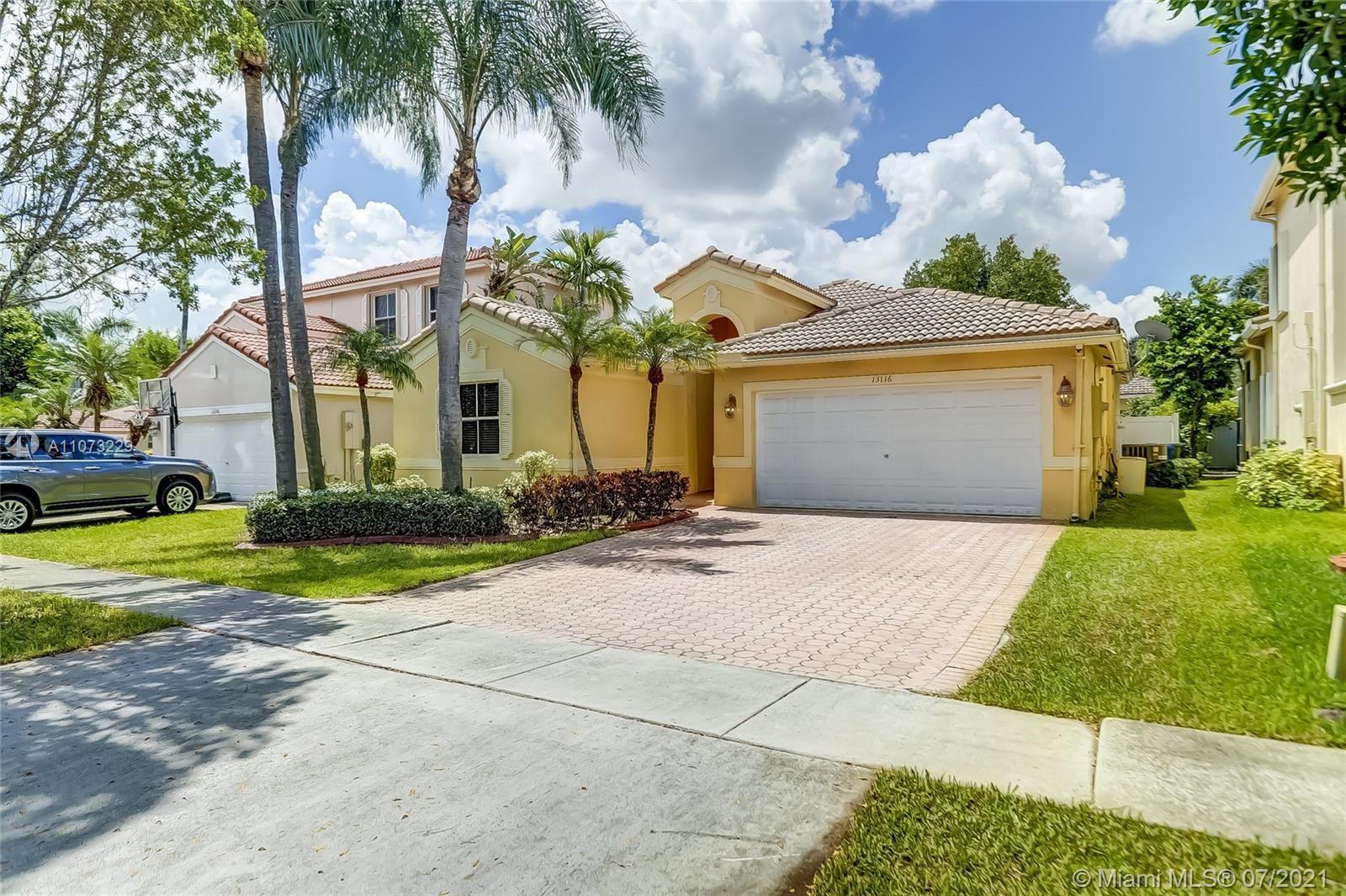 Photo of 13116 SW 31st St, Miramar, FL 33027 (MLS # A11073229)