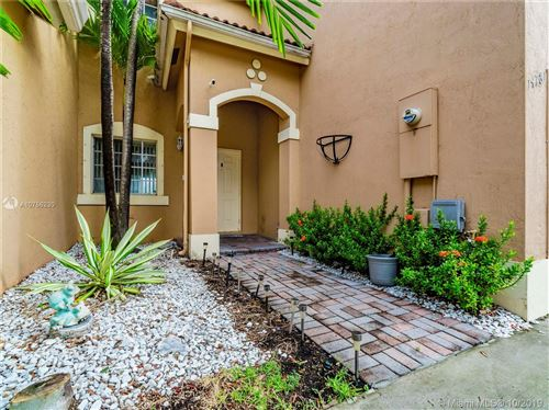Photo of Listing MLS a10756230 in 14781 SW 9th Ln #14781 Miami FL 33194