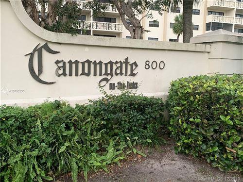 Photo of 800 NE 195th St #315, Miami, FL 33179 (MLS # A10780230)