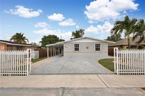 Photo of Listing MLS a10821230 in 4427 NW 169th Ter Miami Gardens FL 33055