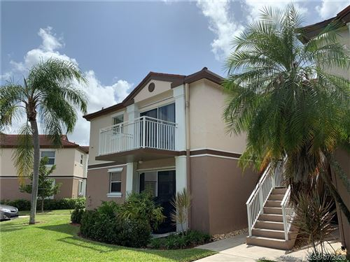 Photo of Listing MLS a10901230 in 1276 SW 113th Ter #204 Pembroke Pines FL 33025