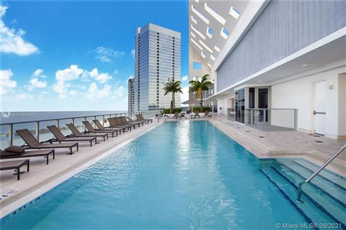 Photo of 1300 Brickell Bay Dr #4001, Miami, FL 33131 (MLS # A11090230)