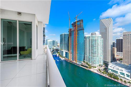 Photo of 900 Brickell Key Blvd #2902, Miami, FL 33131 (MLS # A11102230)