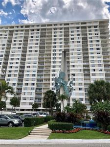 Photo of 300 Bayview Dr #709, Sunny Isles Beach, FL 33160 (MLS # A10759231)