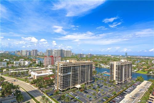 Photo of 1980 S Ocean Dr #21N, Hallandale Beach, FL 33009 (MLS # A10888231)
