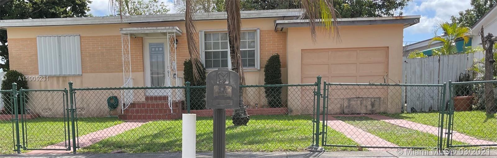 842 E 23rd St, Hialeah, FL 33013 - #: A11005231