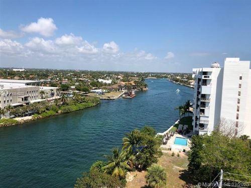 Photo of 1505 N Riverside Dr #1006, Pompano Beach, FL 33062 (MLS # A10840232)