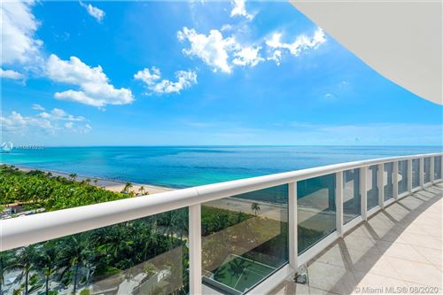 Photo of 9601 Collins Ave #1204, Bal Harbour, FL 33154 (MLS # A10875232)