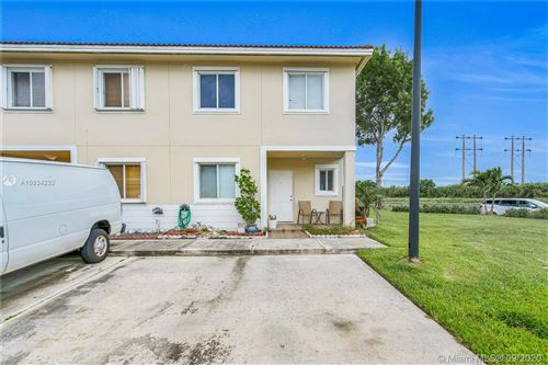 Photo of 13909 SW 173rd Ter #13909, Miami, FL 33177 (MLS # A10934232)