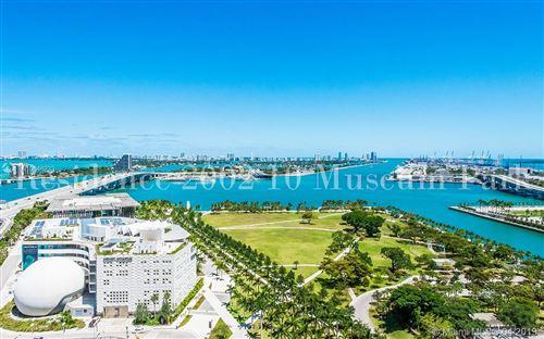 Photo of 1040 Biscayne Blvd #2002, Miami, FL 33132 (MLS # A10646233)
