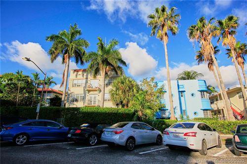 Foto de inmueble con direccion 1242 Drexel Ave #205 Miami Beach FL 33139 con MLS A10780233