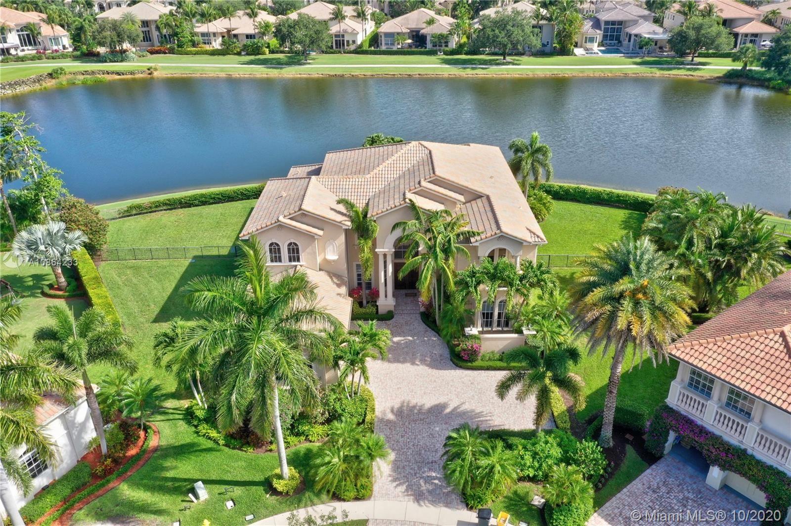 820 Floret Dr, Palm Beach Gardens, FL 33410 - #: A10864233