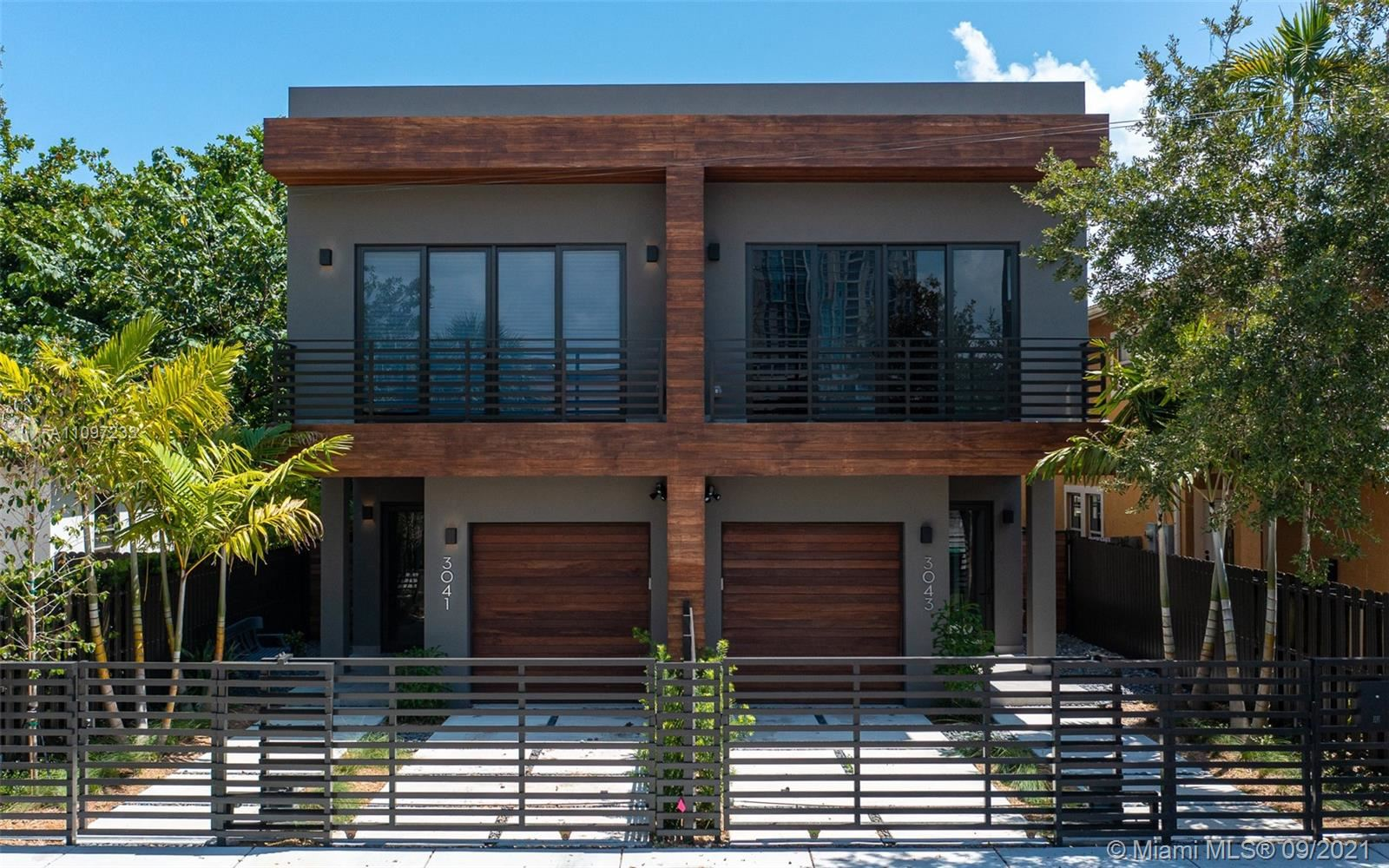 3041 Hibiscus St #B, Miami, FL 33133 - #: A11097233