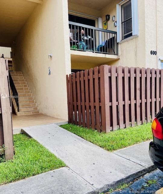690 W Park Dr #2-104, Miami, FL 33172 - #: A11099233