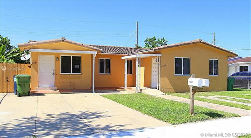 Photo of Listing MLS a10860234 in 11233 SW 7th St Sweetwater FL 33174