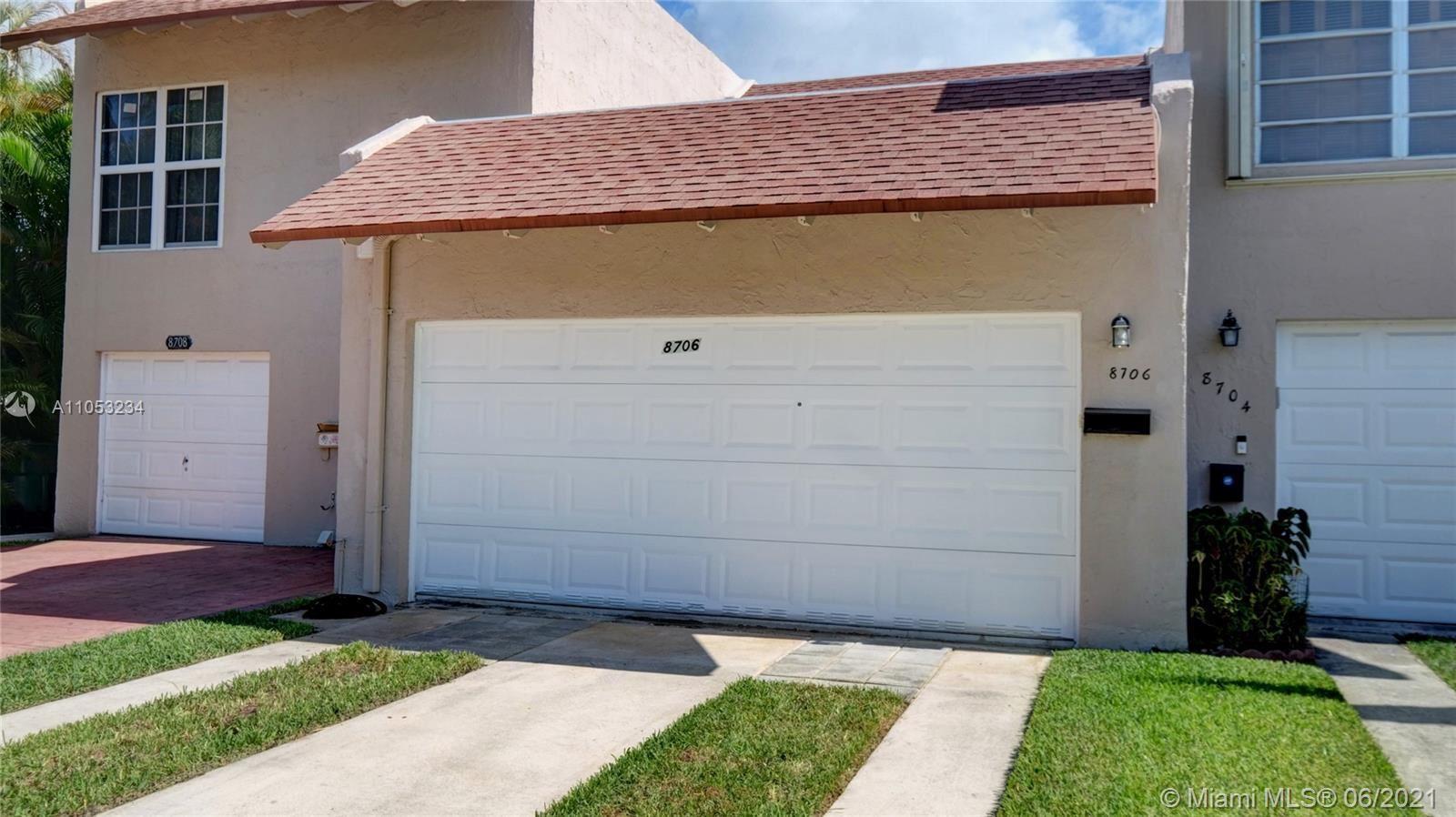 8706 SW 103rd Ave #-, Miami, FL 33173 - #: A11053234