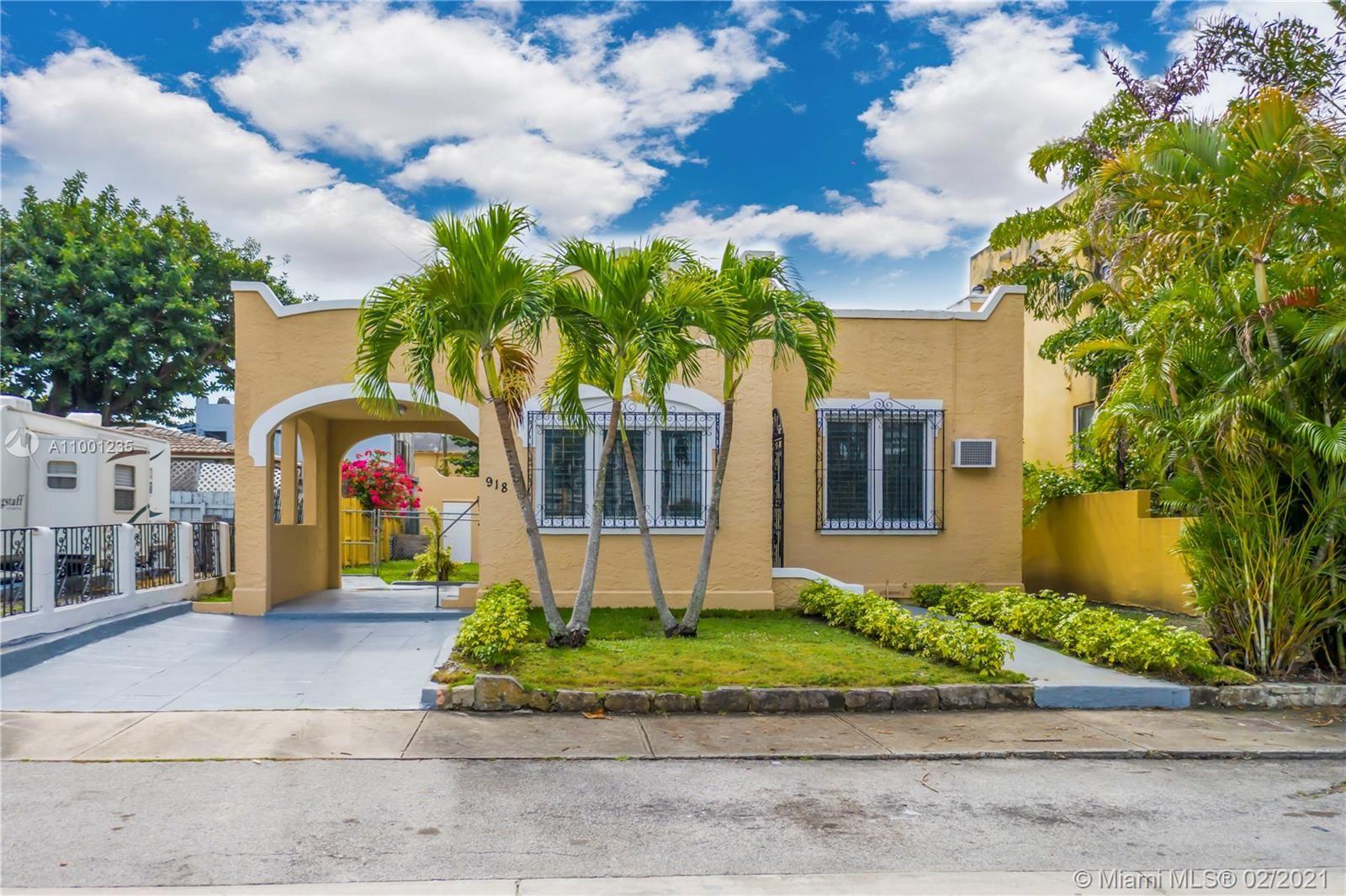 918 SW 10th St, Miami, FL 33130 - #: A11001235