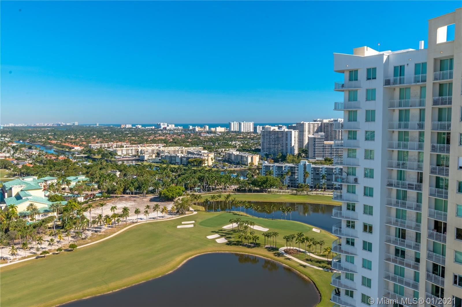 1745 E Hallandale Beach Blvd #2406W, Hallandale Beach, FL 33009 - #: A10957236