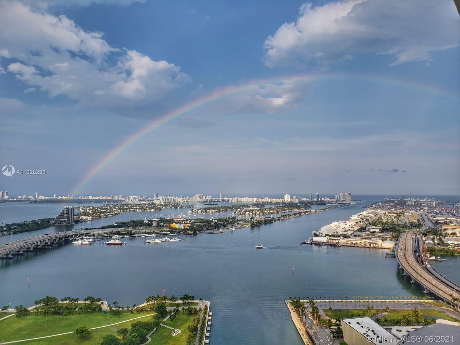 888 Biscayne Blvd #4612, Miami, FL 33132 - #: A11028236