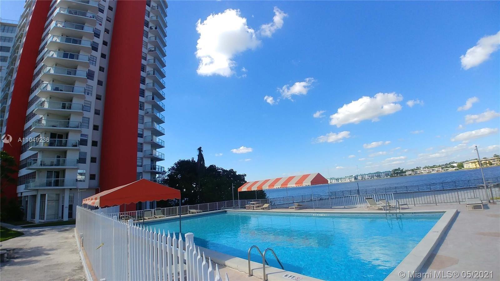1351 NE Miami Gardens Dr #706E, Miami, FL 33179 - #: A11049236