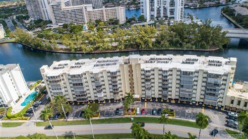 Photo of 300 Diplomat Pkwy #609, Hallandale Beach, FL 33009 (MLS # A11002237)