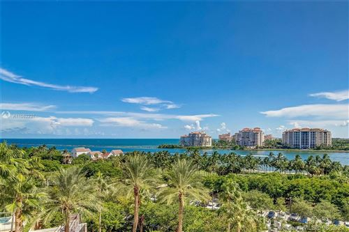Photo of 300 S Pointe Dr #808, Miami Beach, FL 33139 (MLS # A11082237)