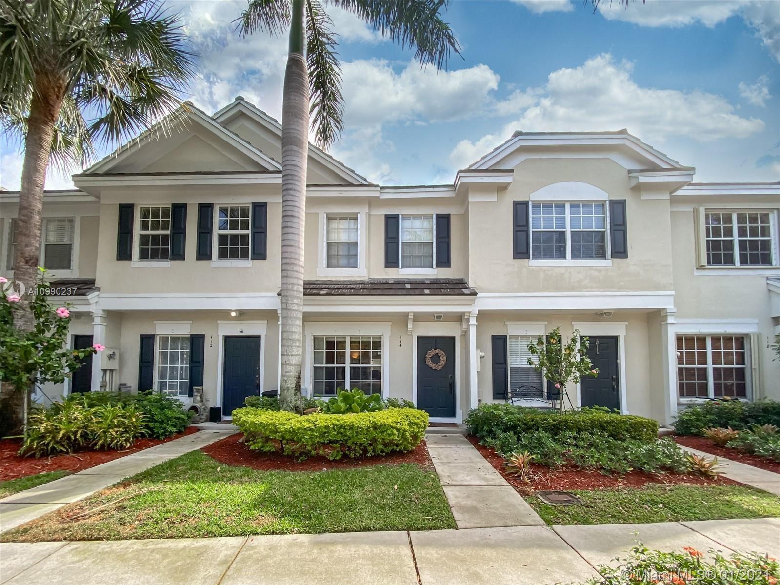 114 SW 96th Ave #4-1, Plantation, FL 33324 - #: A10990237