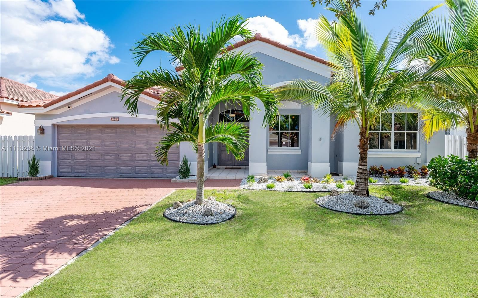 Photo of 3645 SW 162nd Ave, Miramar, FL 33027 (MLS # A11113238)