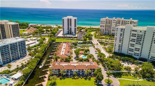 Photo of 4401 N Ocean Blvd #14, Boca Raton, FL 33431 (MLS # A11068239)