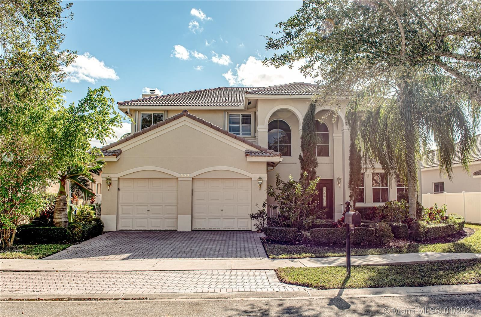 922 Crestview Cir, Weston, FL 33327 - #: A10975239