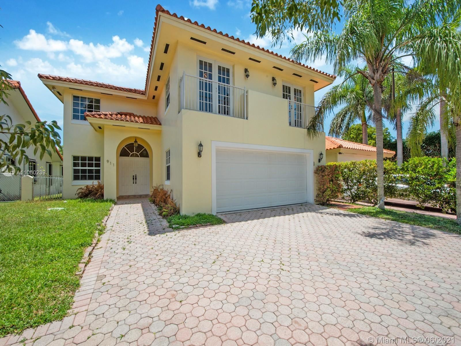 911 SW 57th Ave, Coral Gables, FL 33144 - #: A11060239