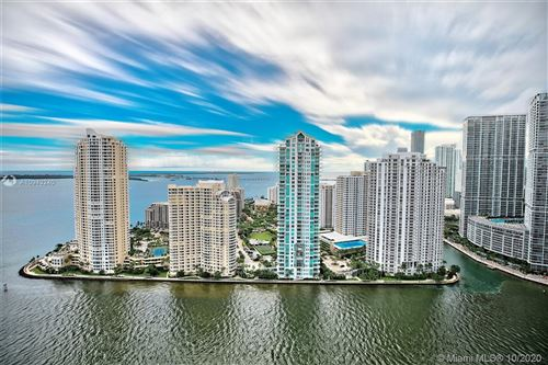 Photo of 335 S Biscayne Blvd #3801, Miami, FL 33131 (MLS # A10943240)