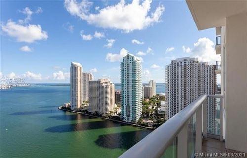 Photo of 300 S BISCAYNE BL #T1514, Miami, FL 33131 (MLS # A11006240)