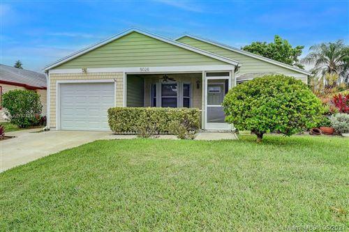 Photo of 5028 Brian Boulevard, Boynton Beach, FL 33472 (MLS # A11074240)