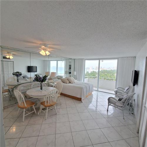 Photo of 465 Ocean Dr #918, Miami Beach, FL 33139 (MLS # A11116240)