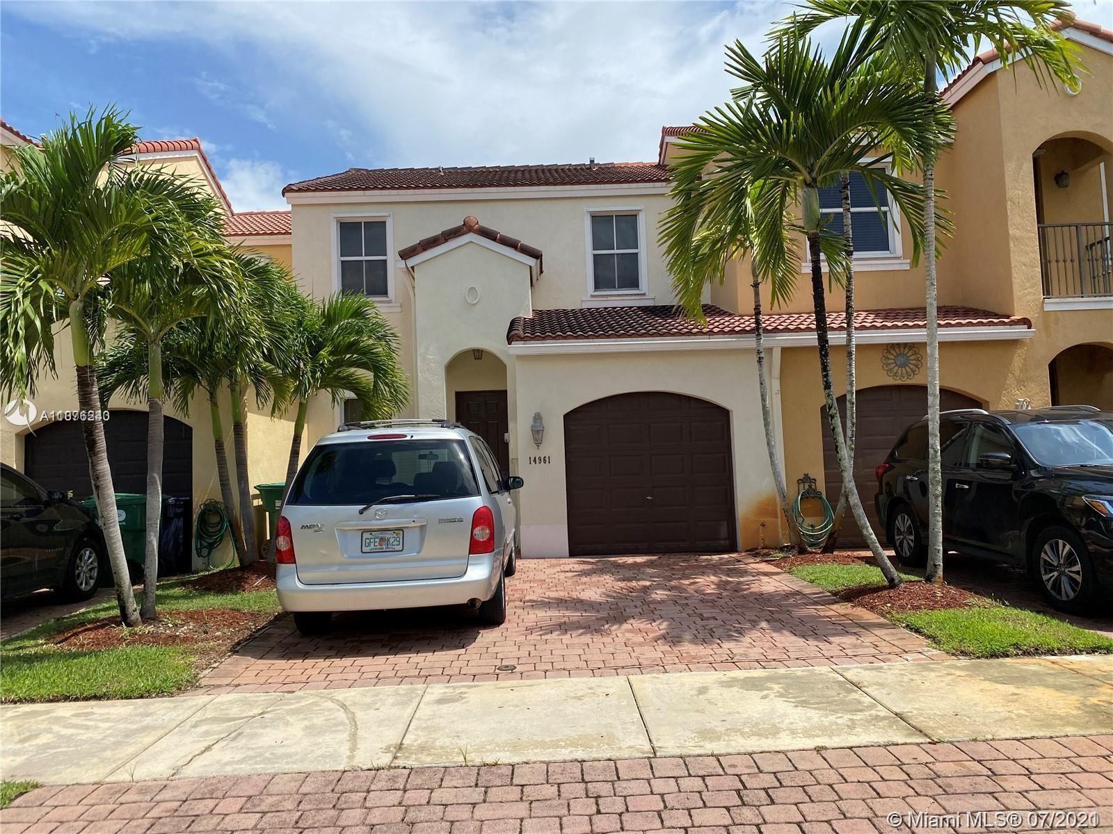 14961 SW 41st Ln #NA, Miami, FL 33185 - #: A11076240